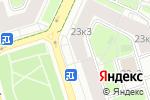 Схема проезда до компании ДокторНейро в Москве