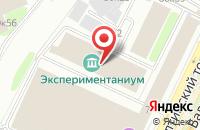Схема проезда до компании Глобал Медиа Лайн в Москве