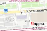 Схема проезда до компании Проектно-конструкторское бюро по пути и путевым машинам в Москве