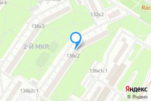 Снять однокомнатную квартиру в Москве Профсоюзная ул., 136к2
