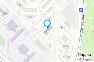Комната в Москве м. Раменки, Мичуринский проспект, 13