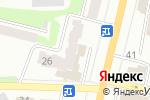 Схема проезда до компании Минбанк, ПАО в Щёкино