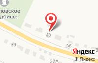 Схема проезда до компании Автозапчасти Маслово в Маслово