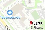 Схема проезда до компании Оптика на Онежской в Москве