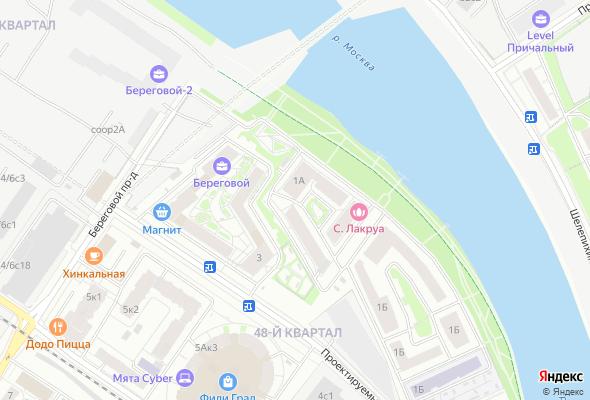 жилой комплекс Мой адрес на Береговом