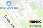 Схема проезда до компании Релакс 2 в Москве