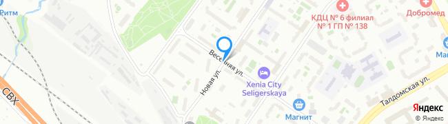 Новая Сыромятническая улица