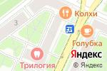 Схема проезда до компании Норд Пилигрим Текстиль в Москве