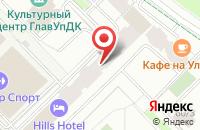 Схема проезда до компании Центр Передовых Технологий в Москве