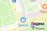 Схема проезда до компании Рара Carlo в Москве