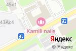 Схема проезда до компании Магазин колбасной продукции и сыров в Москве