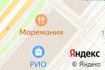 Схема проезда до компании Букетно-конфетный период в Москве