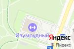 Схема проезда до компании Бутово Файт в Москве