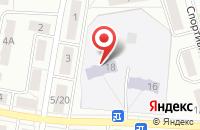 Схема проезда до компании Детский сад №2 в Климовске
