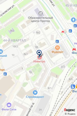 МАГАЗИН БЫТОВОЙ ТЕХНИКИ PANASONIC IDEASQUARE на карте Москвы
