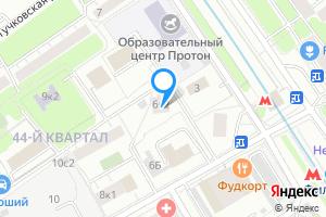 Сдается комната в двухкомнатной квартире в Москве м. Фили, Багратионовский проезд, 6к2