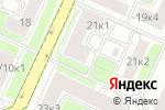 Схема проезда до компании Лавка старины в Москве