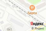 Схема проезда до компании Шиномонтажная мастерская на Большой Филёвской в Москве