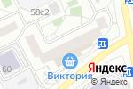 Схема проезда до компании Никольская в Москве