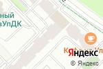 Схема проезда до компании Gizdesign в Москве