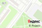 Схема проезда до компании Мясной Домик в Москве