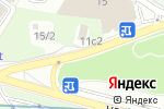 Схема проезда до компании ВИКТЕЛ в Москве