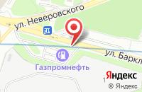 Схема проезда до компании Успех XXI-IХ в Москве