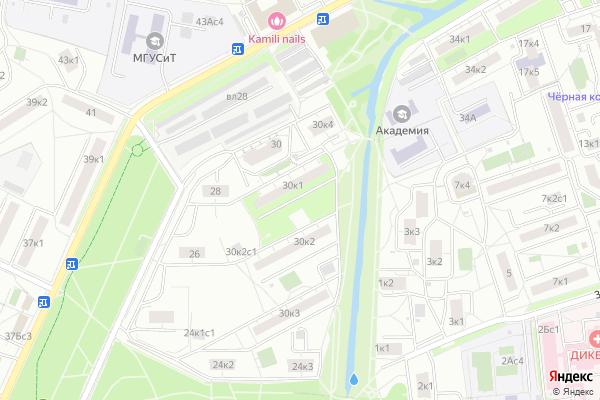 Ремонт телевизоров Район Головинский на яндекс карте