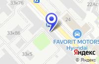 Схема проезда до компании АПТЕКА ЭДЕМ в Москве