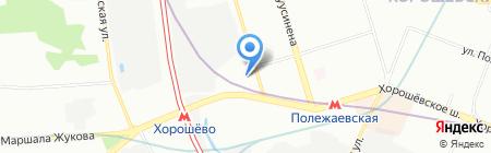 ЛитРес на карте Москвы
