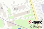 Схема проезда до компании Breadsalt.ru в Москве