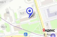Схема проезда до компании МЕБЕЛЬНЫЙ МАГАЗИН САЛОН КУХНИ в Москве