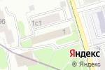 Схема проезда до компании Аллегро Классика в Москве