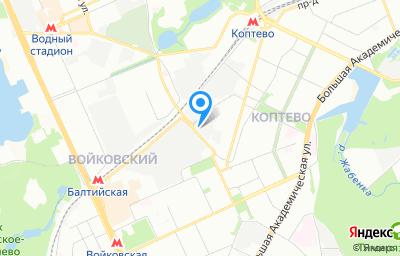 Местоположение на карте пункта техосмотра по адресу г Москва, ул Клары Цеткин, д 26