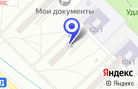 Схема проезда до компании МИКРОТЕХ ПРЕДПРИЯТИЕ в Москве