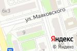 Схема проезда до компании Белорусское подворье в Долгопрудном