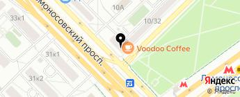 Электроника-Сервис на карте Москвы