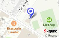 Схема проезда до компании АВТОСЕРВИСНОЕ ПРЕДПРИЯТИЕ МТМ АВТОКЛУБ в Москве