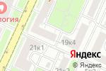 Схема проезда до компании Праймер в Москве