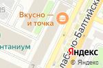 Схема проезда до компании DeluxeGift в Москве