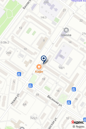 БИЗНЕС-ЦЕНТР на карте Новой