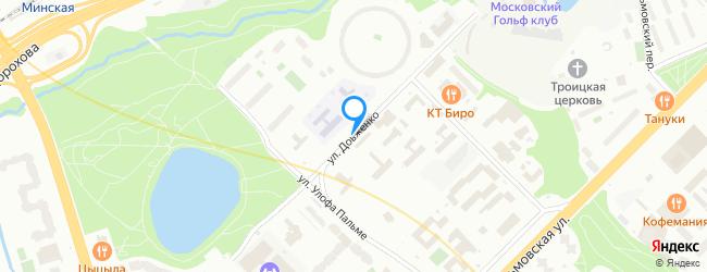 улица Довженко