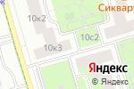 Схема проезда до компании I-estetist.ru в Москве