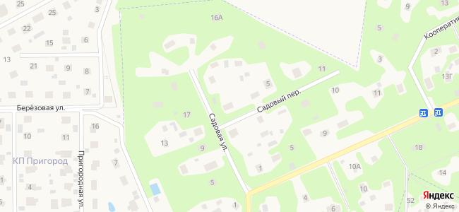Лобня (Лобня городской округ, Московскаяобл.), Садовая, 12