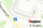 Схема проезда до компании Народный архив в Москве