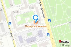 Комната в Москве м. Полежаевская, улица Куусинена, 15к1