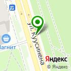 Местоположение компании Хорошевский