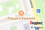 Схема проезда до компании Борей в Москве