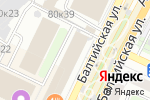 Схема проезда до компании Студия бодифлекса в Москве