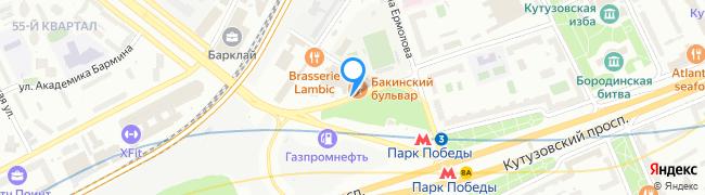 улица Неверовского